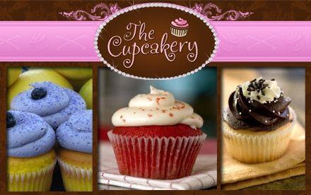 The Cupcakery in the Monte Carlo, Las Vegas