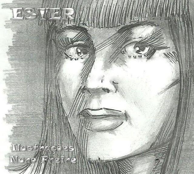Ilustrações Nuno Freire: Ester