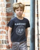 Cute - Shiloh Pitt turns 6!