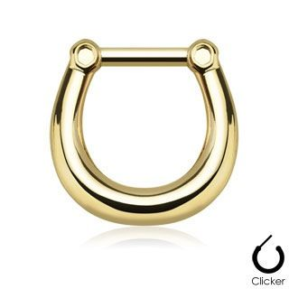 Bar Length: 6.5mmInside: W:9mm, H:8.5mmWhole: W:14.5mm, H:13.7mmBar is made of implant grade surgical steel and body is made of brass with ion plating.BODY JEWELRY IS FINAL SALE. NO RETURNS/REFUNDS.