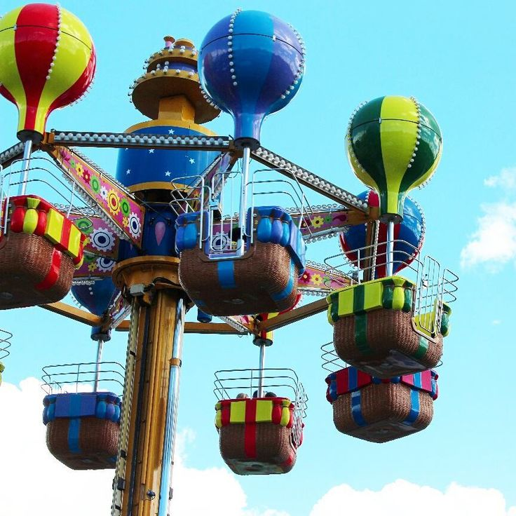 New Rides at the PNE this year!