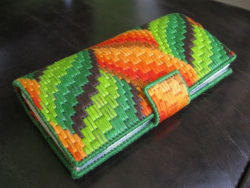 how do you make a bargello quilt - Google Search