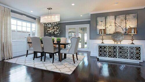 dining room decor..