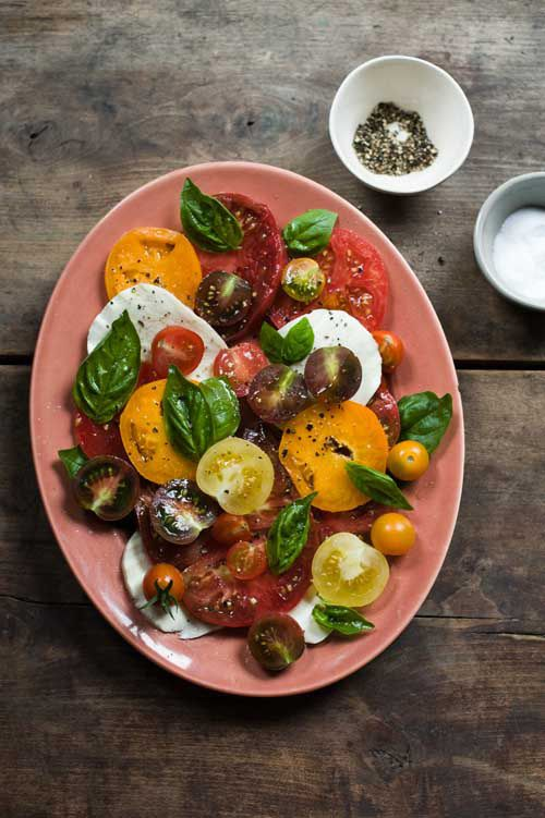 IN THE KITCHEN WITH: VALERY RIZZO'S CAPRESE