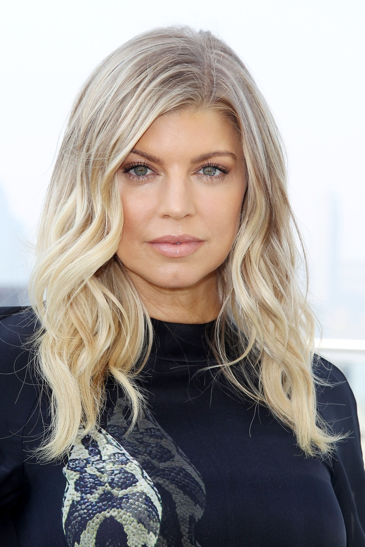 Fergie Blonde Hair Color | hairstylegalleries.com Fergie