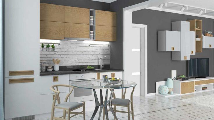 Дизайн кухни с точностью до миллиметра