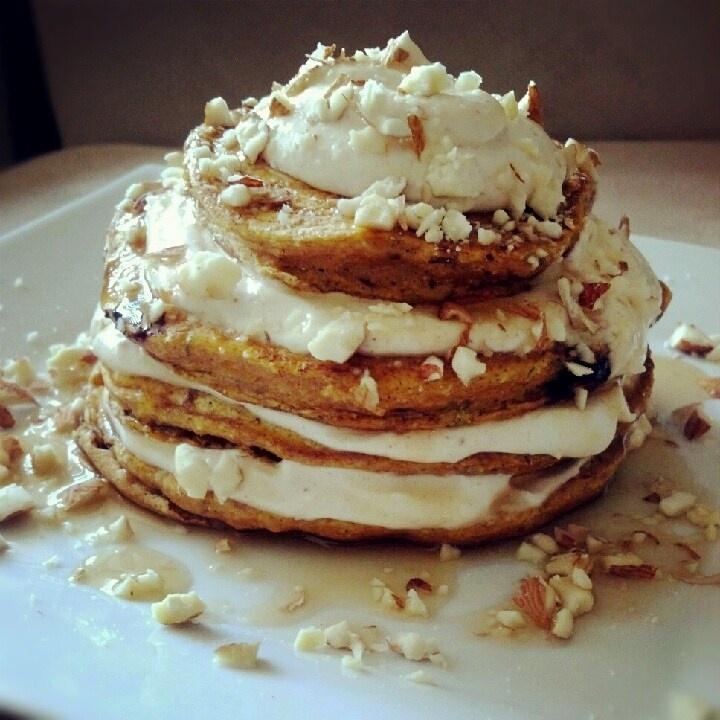 ... benefits of yogurt, Pumpkin protein pancakes and Protein pancakes