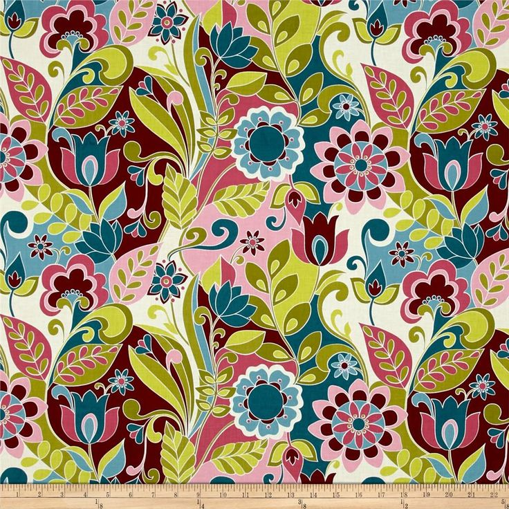 Riley Blake Botanique Main Teal from @fabricdotcom  Designed by Lila Tueller for Riley Blake, this cotton print fabric is perfect for quilting, apparel, crafts, and home decor items. Colors include shades of pink, shades of green, teal and cream.