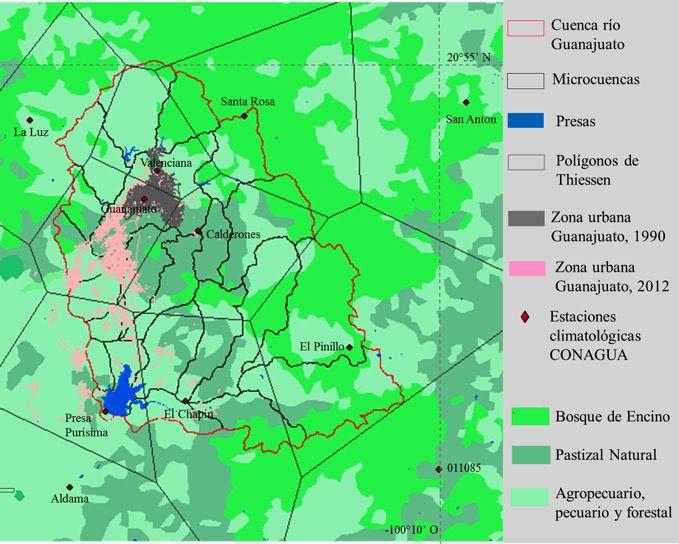 Martínez-Arredondo, J. C., Jofre Meléndez, R., Ortega Chávez, V. M., & Ramos Arroyo, Y. R. (2015). Descripción de la variabilidad climática normal (1951-2010) en la cuenca del río Guanajuato, centro de México [Figura 4]. Acta Universitaria, 25(6), 31-47. doi: 10.15174/au.2015.799