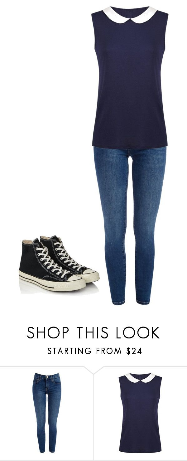 """Alex's lunch outfit"" by greekofreako ❤ liked on Polyvore featuring Converse"
