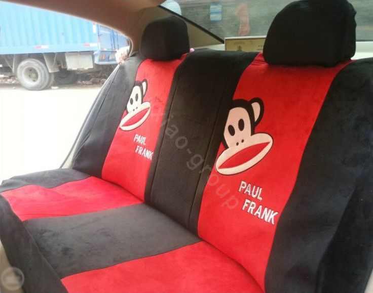34 Best Red And Black Car Seat Covers Images On Pinterest Black