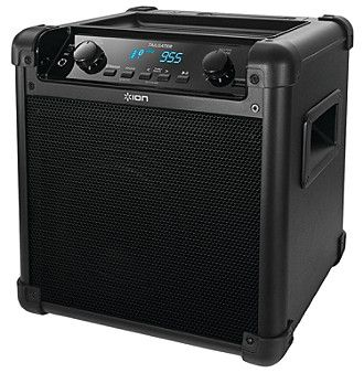 Ion Tailgater Portable Wireless Speaker System