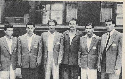 boksz_Csík Tibor, 440, Papp László, Berczelly Tibor, Rajcsányi László, Bondi Miksa, Kárpáti Rudolf, vonatosok