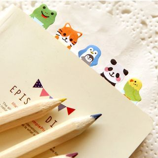 Buy Homey House Animal Sticky Note at YesStyle.com! Quality products at remarkable prices. FREE WORLDWIDE SHIPPING on orders over 310 NOkr.