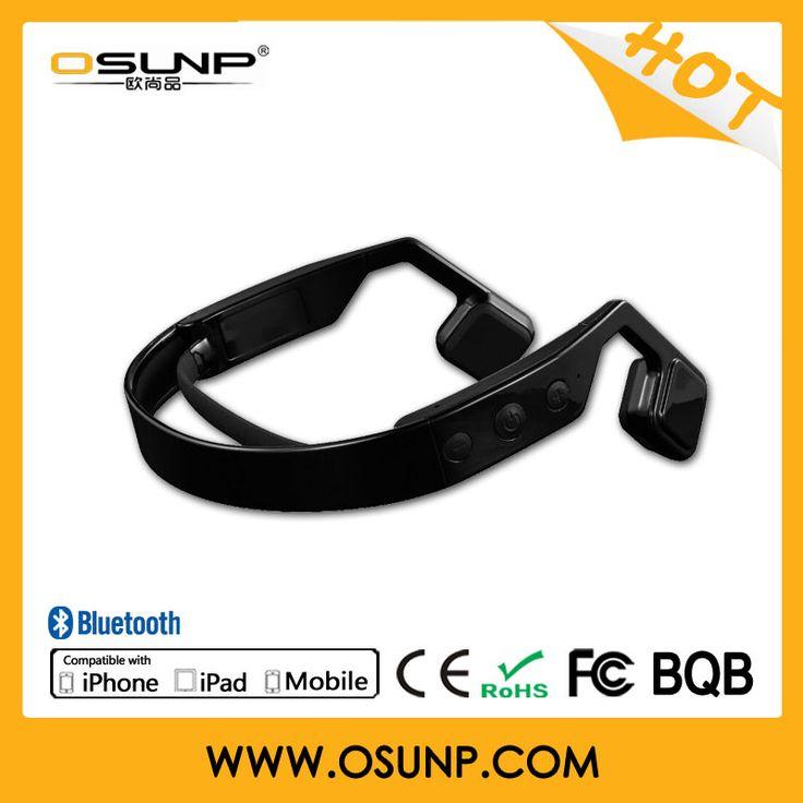 osunp latest product bone conduction headphone electronics pinterest headphones and bone. Black Bedroom Furniture Sets. Home Design Ideas