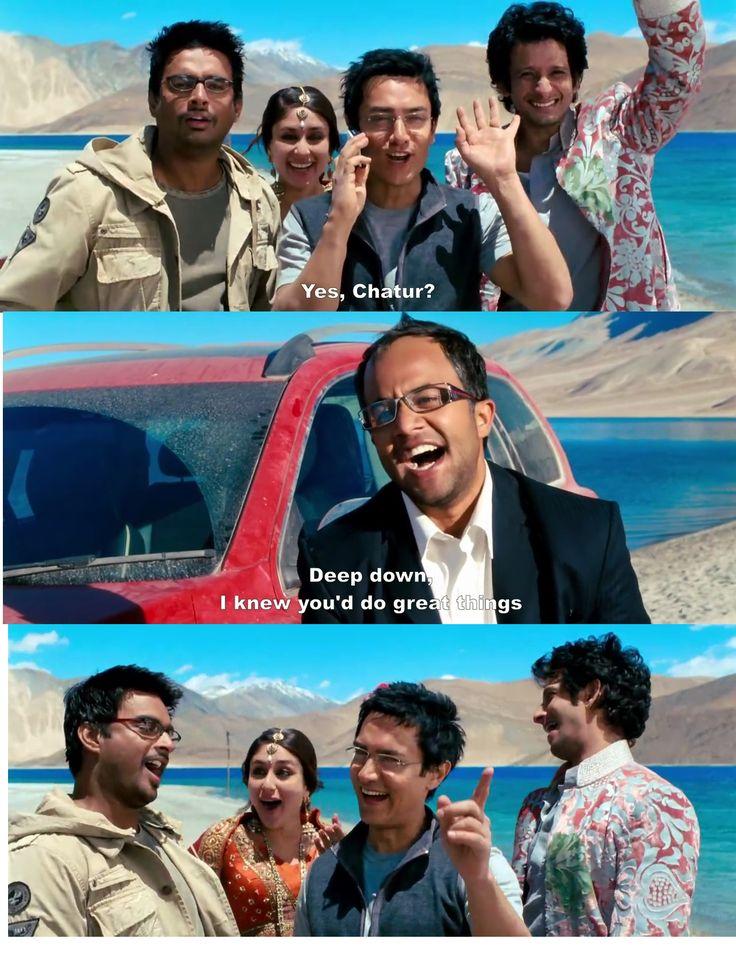 3 Idiots funny ending