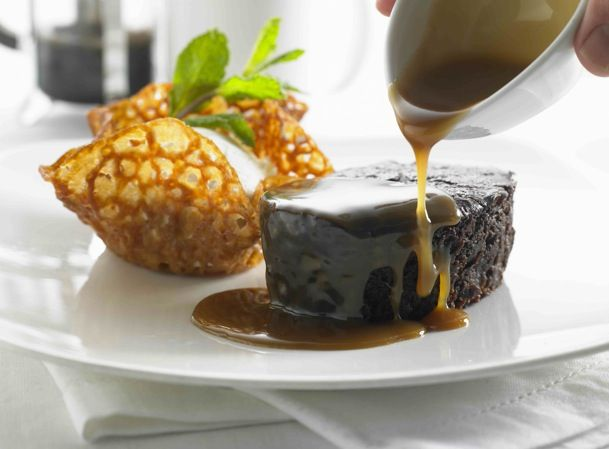 The one and only Chocolate Sticky Toffee Pudding from Earls Restaurant in Vancouver. It doesn't get any better than this!!! Yummmmm!!! Enjoy this delicious dish by winning a $25 Earls gift card via #Play4Perks! Visit www.play4perks.me on your iOS device today!