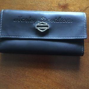 Harley-Davidson Handbags - Harley Davidson wallet