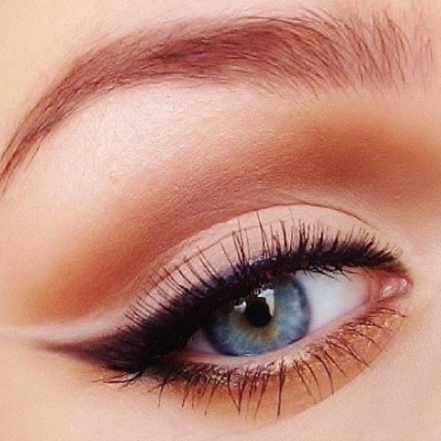 Make up #eyes