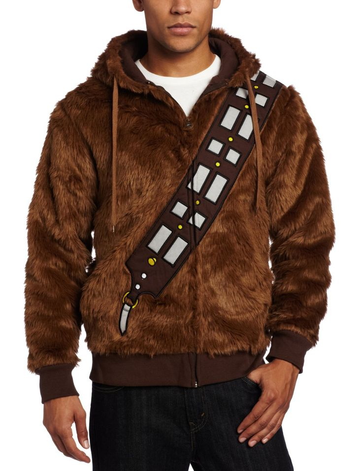 Best Mens Star Wars Costumes JediRobeAmerica Images On - Hoodie will turn you into chewbacca from star wars