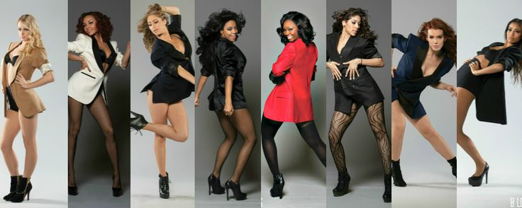 Beyonce's Dancers in Dance Spirit May/June issue.