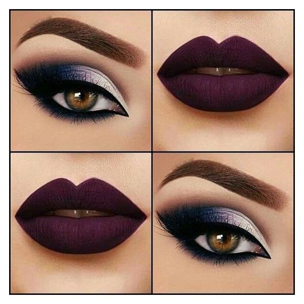 Bold Eyeliner Makeup Step By Step Tutorial   - Ohhsheglows ❤ liked on Polyvore featuring beauty products, makeup and eye makeup