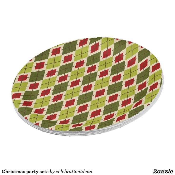 Christmas Party Paper Plates Part - 21: Christmas Party Sets. Christmas PaperChristmas PartiesPaper Plates