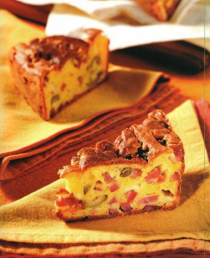 """http://www.i-food.gr/recipe/5869/plumcake-me-zampon-kai-elies-to-efiaza Νέα συνταγή: Δοκιμάστε """"Plumcake με ζαμπόν και ελιές"""""""