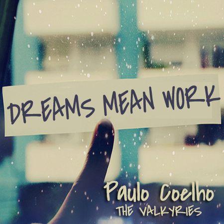 I sogni danno lavoro!