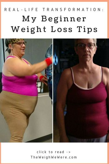 over 45 weight loss stories