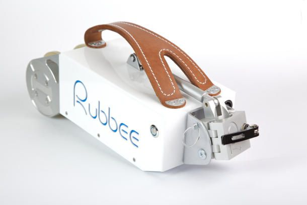 Rubbee turns any bike into an electric one in seconds! Check it out: http://cnet.co/15LEfoI