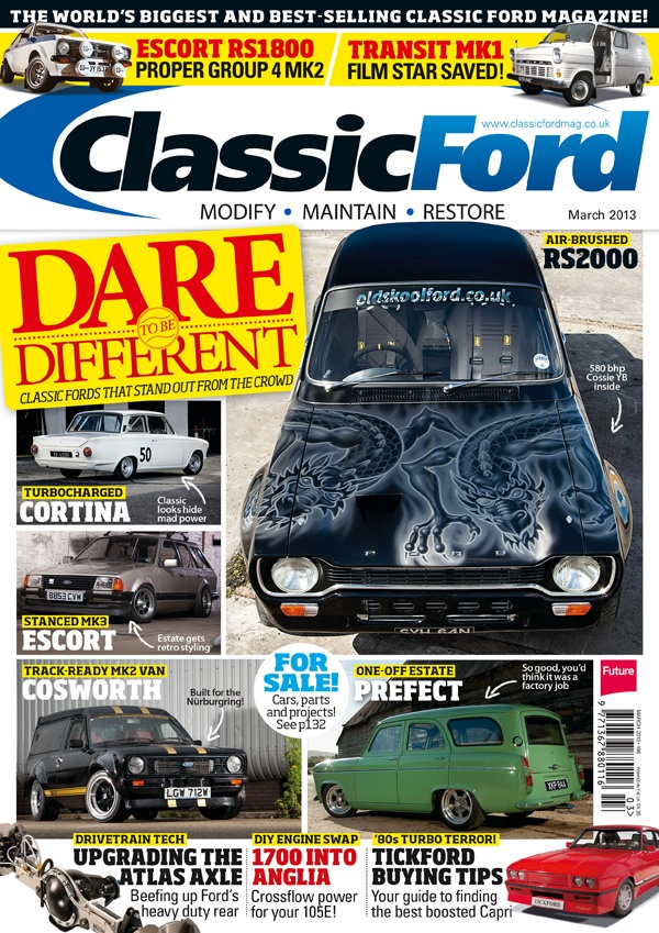 Classic Ford Magazine - .classicfordmag.co.uk #classicford #magazine # & 61 best Classic Ford front covers images on Pinterest | Ford ... markmcfarlin.com