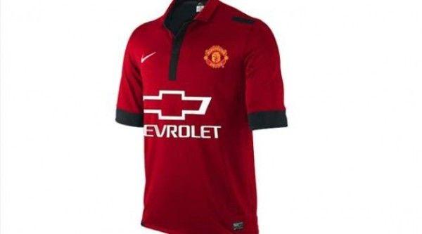 Jual Jersey Manchester United Chevrolet Terbaru 2014