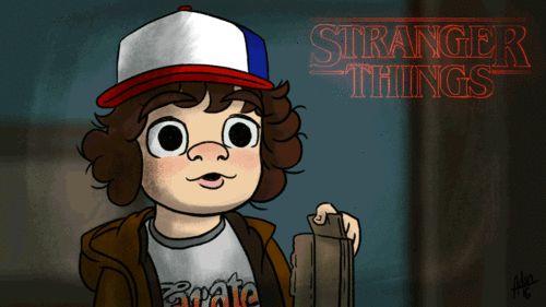 Dustin Henderson✿ | Stranger Things⚠️