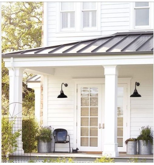 8 Inspiring Farmhouse Porches                                                                                                                                                     More