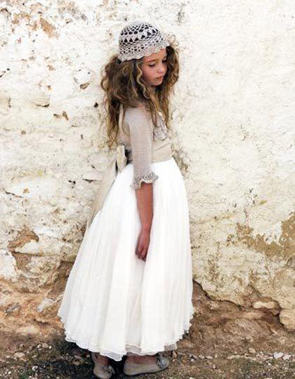 ¡Acá viene la novia! Los pajes de boda más lindos   All You Need Is Love
