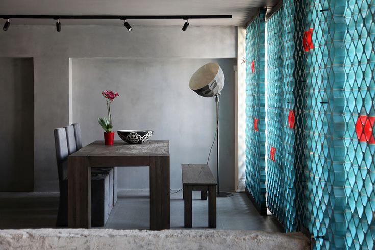 Esé Studio _ projeto loft Faliro _ Atenas, Grécia.