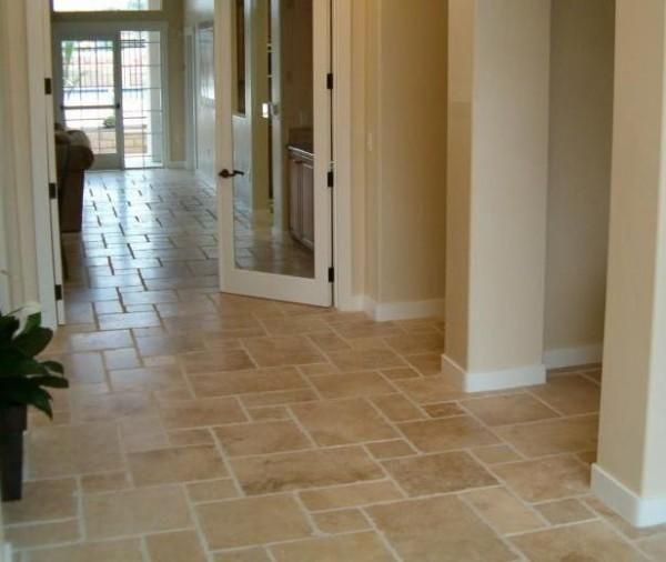 Most Popular Kitchen Flooring: 19 Best Images About Tile Flooring On Pinterest
