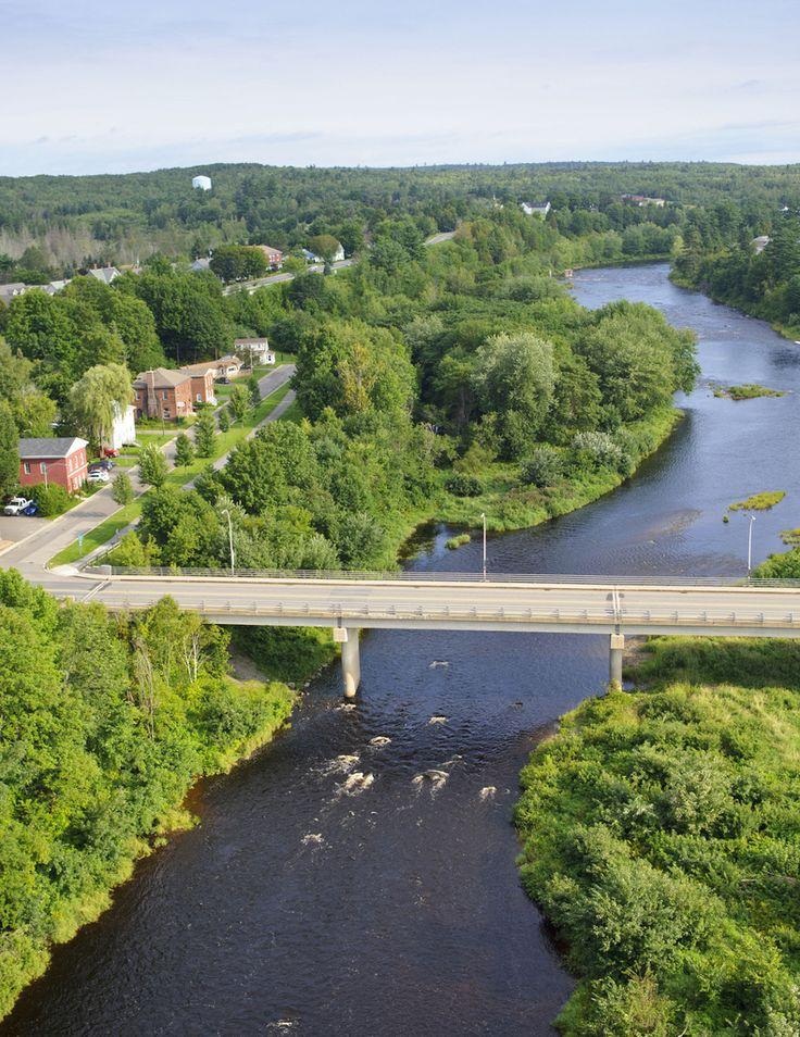 Marysville   by Fredericton Tourism