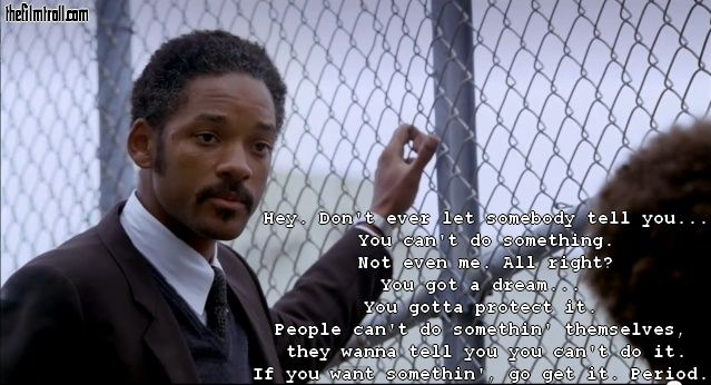 Famous movie quote fro... Will Smith Movies