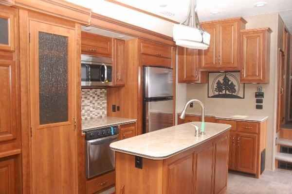 2015 New Redwood Sequoia 38HRL Fifth Wheel in Michigan MI.Recreational Vehicle, rv, 2015 Redwood Sequoia 38HRL, Only $424.28 per month with approved credit! No tricks! All fees included, no money down unless bank requires it. Prices lower than anything nationwide! If you come in and I can't beat another price, I will pay you $100. No trades, deal matches in writing required. Kitsmiller RV does not have any hidden fees, no prep or destination fees. It is impossible to beat our prices! 2015…