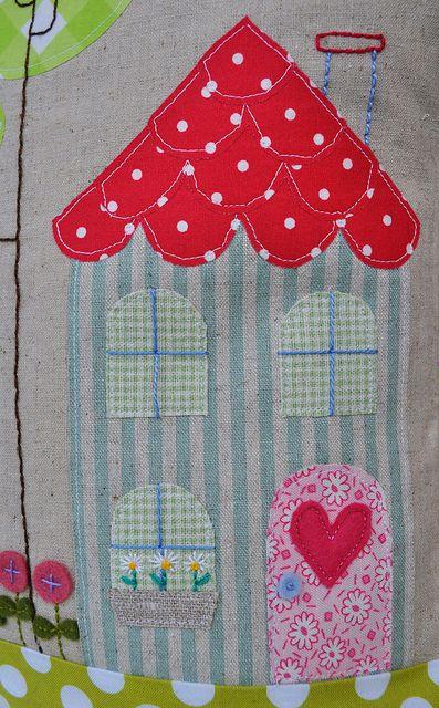pillow from Sarah | Flickr - Photo Sharing!
