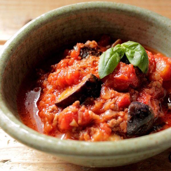 茄子とひき肉のトマト煮 by にがはっぱ 平沢あや子 | レシピサイト ...