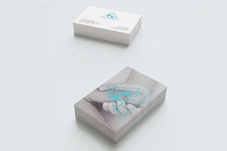 Las tarjetas que hicimos para Kinevilar.