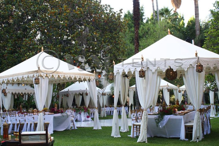 "Raj Tents was pleased to be asked to install a fabulous Mediterranean themed setting of Pavilions and Pergolas from their unique collection of Luxury Tents for the 'Greek Goddess Bride' episode of My Fair Wedding with Celebrity Wedding Planner David Tutera on WEtv.""Amazing, Amazing,…"