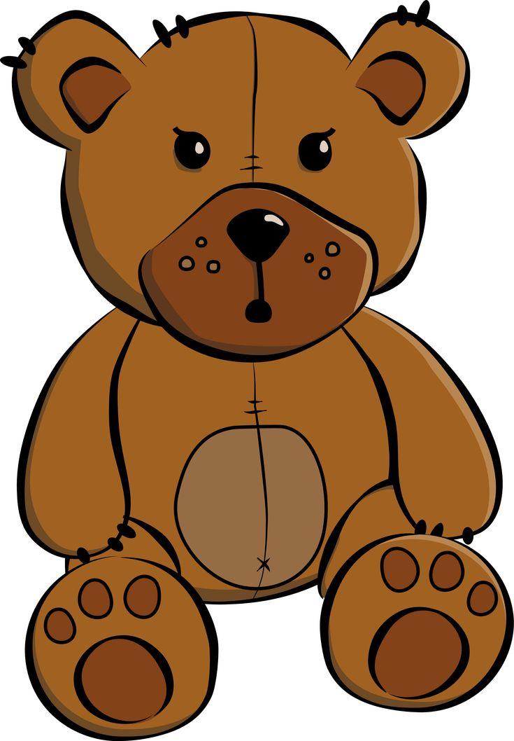 25 Best Ideas About Teddy Bear Cartoon On Pinterest