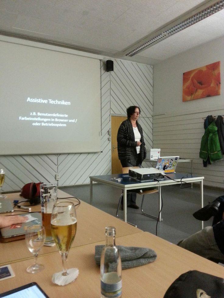 Session auf dem Webmontag Kassel, 18.11.2013. Foto ist von Marc Nemitz