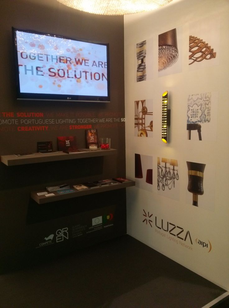 Cetus Wall | ZAM Lighting at Maison et Object 2015 | LUZZA Stand