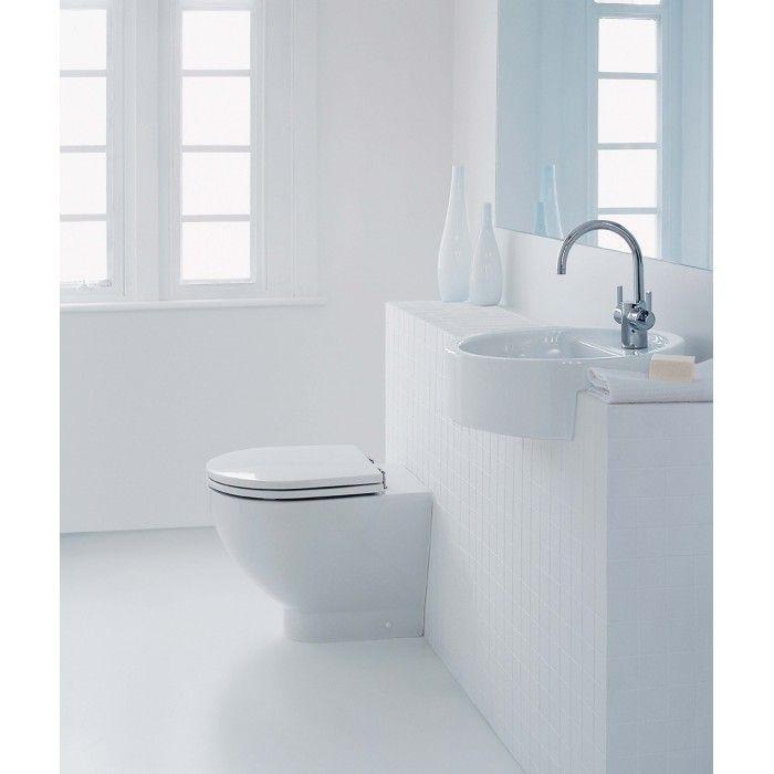 Semi Recessed Basins | Bathroom Products | Robertson Bathware