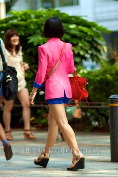 Loving the Pink Jacket!!